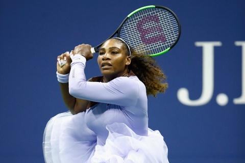 Thang de Witthoeft, Serena vao vong 3 My mo rong gap nguoi chi Venus hinh anh
