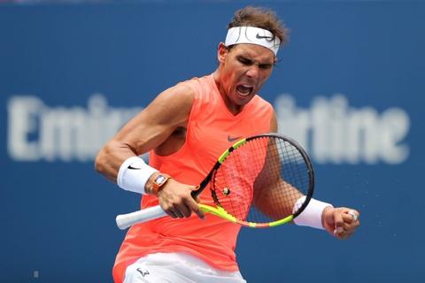 Nadal, Serena vuot kho vao tu ket My mo rong 2018 hinh anh