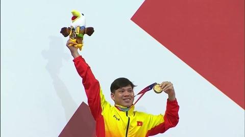Doan Viet Nam doat mua huy chuong tai Asian Para Games hinh anh