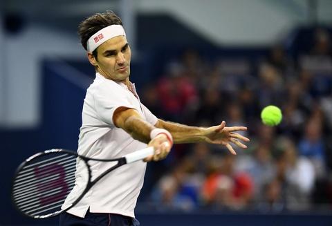 Roger Federer khoi dau kho khan tai que nha Basel hinh anh