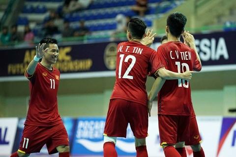 Highlights DT Viet Nam 8-1 DT Timor Leste hinh anh