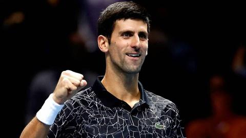 Djokovic thi uy suc manh truoc sao tre nguoi Duc tai ATP Finals hinh anh