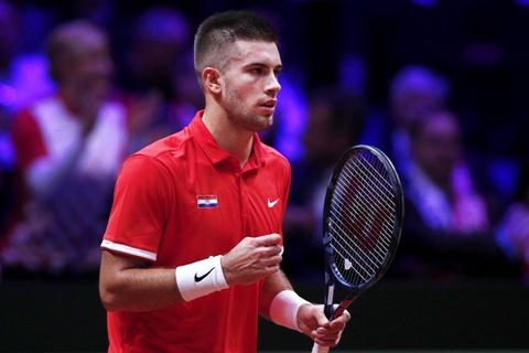 Chung ket Davis Cup 2018: DKVD Phap lep ve truoc Croatia hinh anh