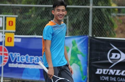 Tai nang tre Van Phuong lan dau du giai tre Grand Slam hinh anh