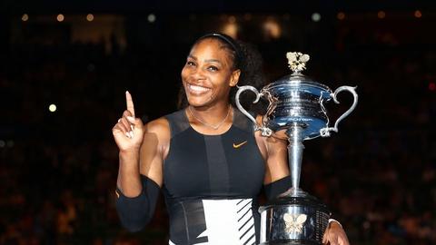 Serena Williams san sang chinh phuc danh hieu lon trong nam 2019 hinh anh