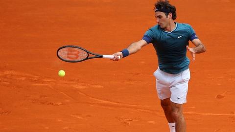 Federer du dinh tro lai mua giai dat nen sau 3 nam vang mat hinh anh