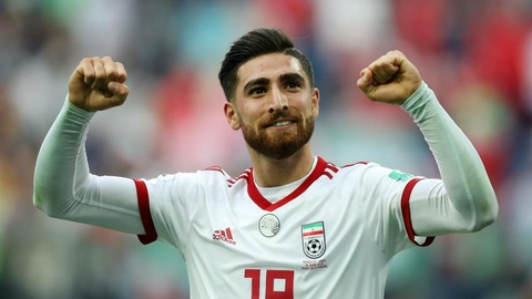Ngoi sao so 1 tuyen Iran quyet len ngoi vo dich Asian Cup 2019 hinh anh