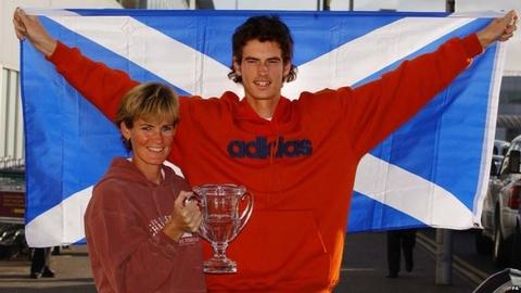 Nhung khoanh khac dang nho trong su nghiep cua Andy Murray hinh anh 1