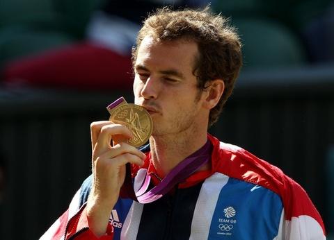 Nhung khoanh khac dang nho trong su nghiep cua Andy Murray hinh anh