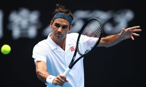 Highlights vong 2 Australian Open: Roger Federer vs Daniel Evans hinh anh