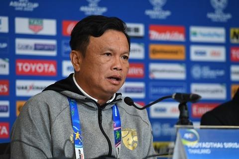 HLV Thái Lan: 'Các cầu thủ sẽ cố gắng hết sức để vào tứ kết'