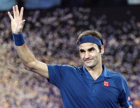 Highlights vong 3 Australian Open: Roger Federer vs Taylor Fritz hinh anh