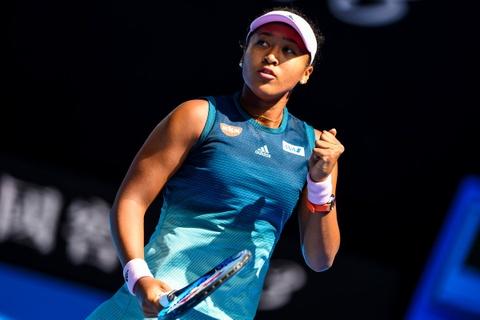 Naomi Osaka de dang vao ban ket Australian Open hinh anh
