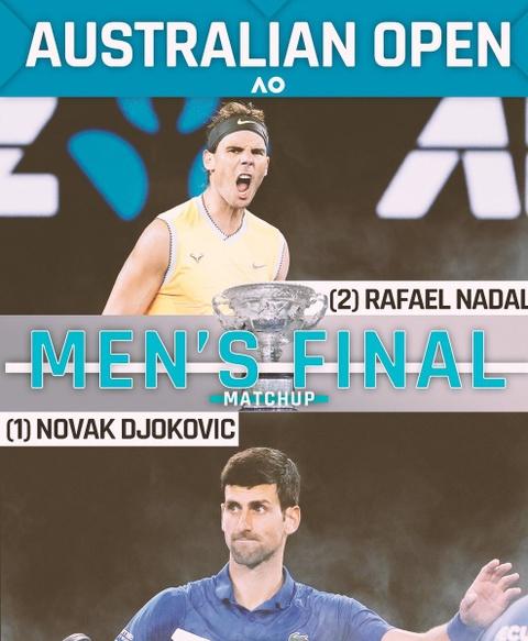 Chung ket Australian Open: Djokovic vs Nadal - tieng goi cua lich su hinh anh 1