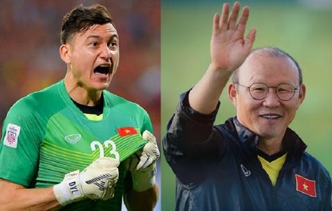 Dang Van Lam: 'HLV Park la nguoi thay, nguon dong luc lon' hinh anh