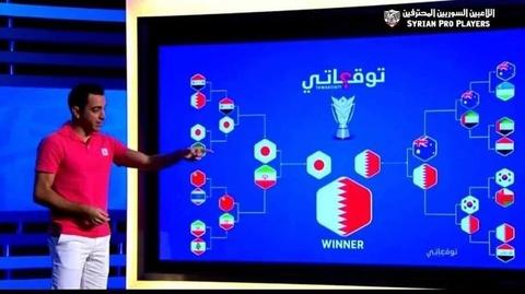 Xavi: 'Ho noi toi bi dien khi du doan Qatar vo dich Asian Cup' hinh anh