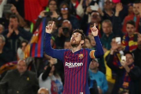Nhung diem nhan trong tran Barca dai thang Man United hinh anh 1