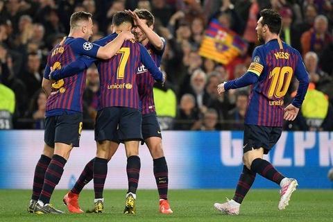 Nhung diem nhan trong tran Barca dai thang Man United hinh anh 4