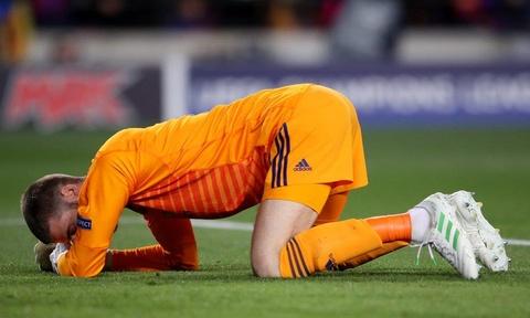 Nhung diem nhan trong tran Barca dai thang Man United hinh anh 2