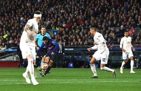 Nhung diem nhan trong tran Barca dai thang Man United hinh anh 3