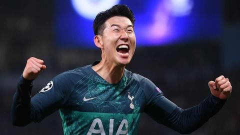 Son Heung-min va Messi lot doi hinh tieu bieu tu ket Champions League hinh anh 11