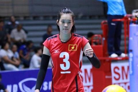 Thanh Thuy sang Nhat Ban thi dau hinh anh