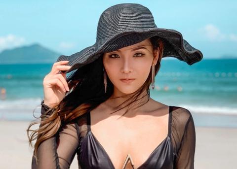 Nha vo dich Sanda Trung Quoc tung hoc vo o chua Thieu Lam hinh anh