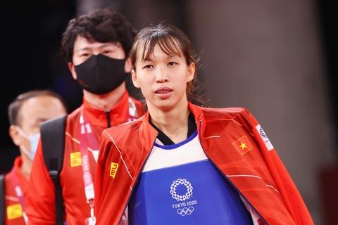 Kim Tuyền lỡ trận tranh HCĐ Olympic Tokyo