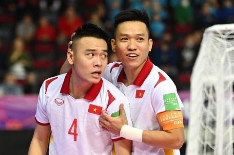 Futsal Viet Nam vs CH Czech: Quyet dau de di tiep hinh anh