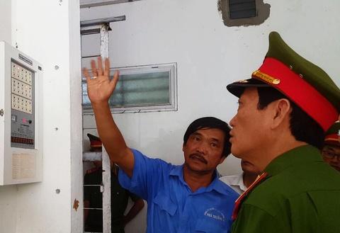 Bo Cong an kiem tra dot xuat cong tac PCCC tai Da Nang hinh anh