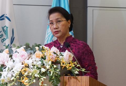 Chủ tịch Quốc hội: 'Phát triển bền vững là nhiệm vụ trọng tâm'
