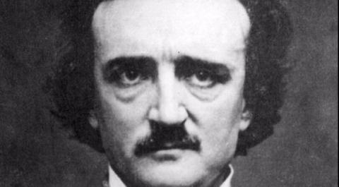 Edgar Allan Poe: The gioi van chuong day bi an hinh anh