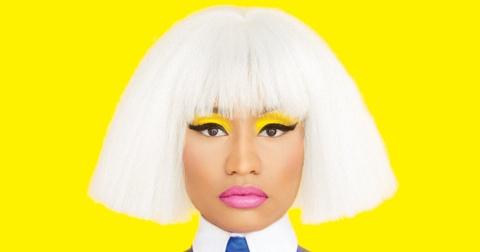 Nicki Minaj: Am nhac 'dien loan' bat nguon tu ac mong tuoi tho hinh anh