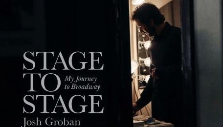 Josh Groban ra sach ke lai con duong den voi Broadway hinh anh