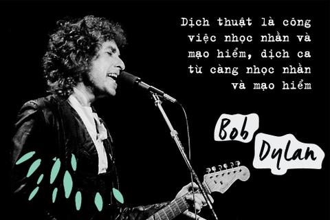 Dich ca tu Bob Dylan: Thach thuc va niem vui bat tan hinh anh 4