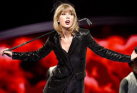 Dem nhac cua Taylor Swift se e chong gong vi 'lam tien' fan? hinh anh