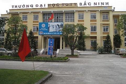 DH The duc The thao Bac Ninh cong bo diem trung tuyen hinh anh