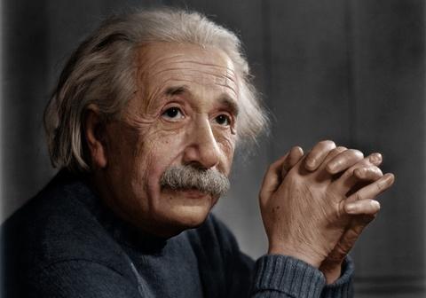 Ban co thong minh hon thien tai Einstein? hinh anh