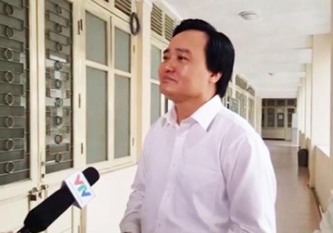Bo truong Giao duc: Sua Thong tu 30 phai tao duoc hung khoi hinh anh
