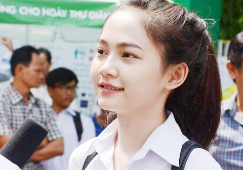 Diem chuan 2016 cao nhat cua DH An Giang la 22 diem hinh anh