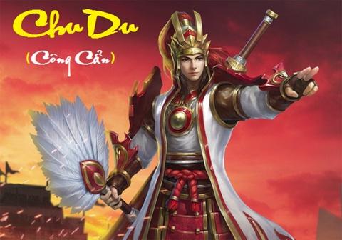 Tuong tai Chu Du ganh tieng do ky nghin nam hinh anh