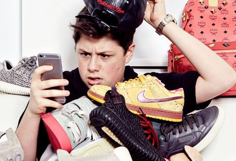 the sneaker don hinh anh