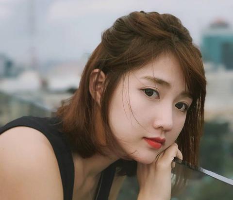 Nhan sac xinh dep cua 8 hot girl Viet the he moi hinh anh 8