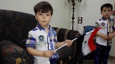 Cau be Syria sau mot nam tro thanh nan nhan cua cuoc khong kich hinh anh