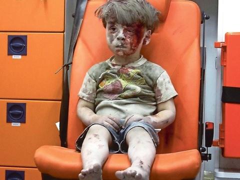 be trai syria hinh anh