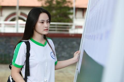 Tay Ninh co 20 bai thi THPT quoc gia bi diem liet hinh anh