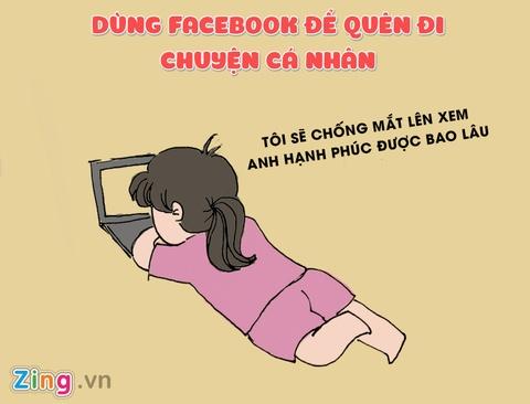 10 dau hieu 'khong the choi cai' cua hoi nghien Facebook hinh anh 8