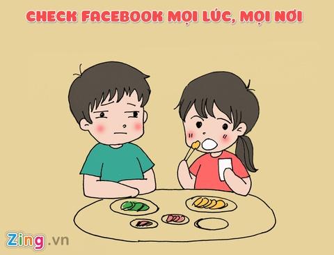 10 dau hieu 'khong the choi cai' cua hoi nghien Facebook hinh anh 1