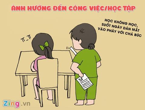 10 dau hieu 'khong the choi cai' cua hoi nghien Facebook hinh anh 2