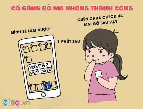 10 dau hieu 'khong the choi cai' cua hoi nghien Facebook hinh anh 9